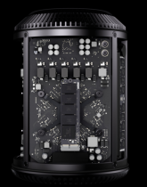 inline storage module on the new MacPro